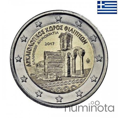 San Marino 1 Euro 2018 KM-NEW UNC