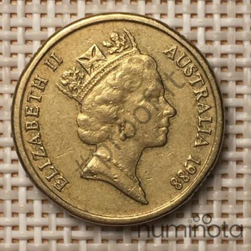 Belgium 1 Franc 1996 KM-188 VF