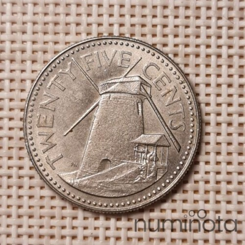 Congo - DRC 1 Likuta 1967 KM# 8 VF