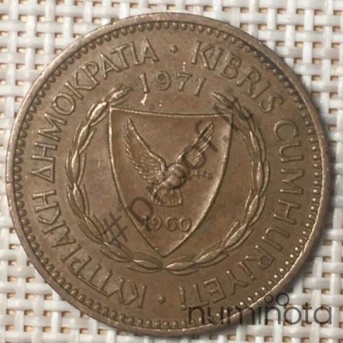 Dominican Republic 25 Centavos 1991 KM-71.1 UNC