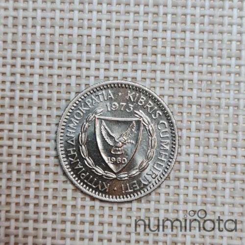 "Dominican Republic 5 Pesos 1997 ""Central Bank"" KM-88 VF"
