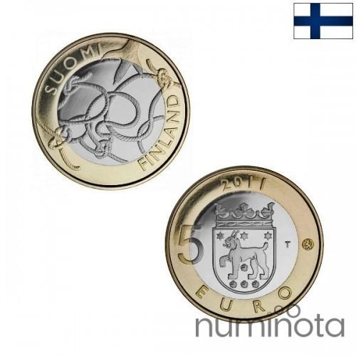 "Lithuania 2 Euro 2016 ""Baltic Culture"" BU (Coincard)"